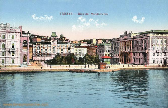 Trieste, Riva del Mandracchio