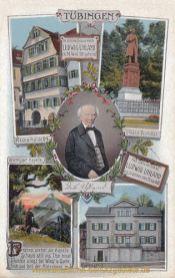 Tübingen, Ludwig Uhland