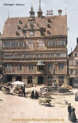 Tübingen, Rathaus
