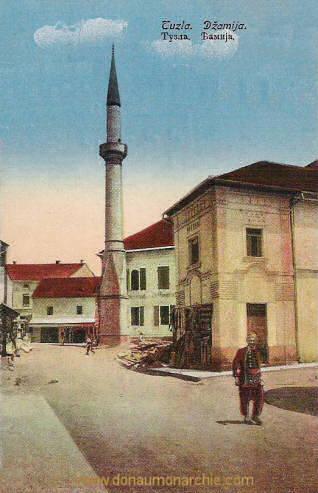 Tuzla, Džamija