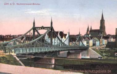Ulm a. D., Neutorstrassen-Brücke