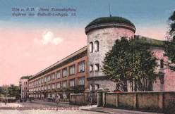 Ulm a. D., Obere Donaubastion, Kaserne des Feld-Art-Regts 13.