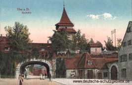 Ulm a. D., Zundeltor