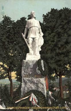 Vögelinseck - Schlachtendenkmal, 1403 - 1903
