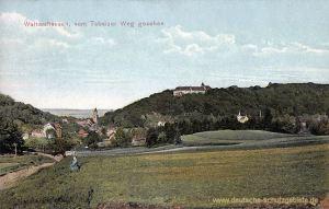 Waltershausen vom Tabarzer Weg gesehen
