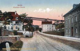 Weida, Eisenbahn-Viadukt