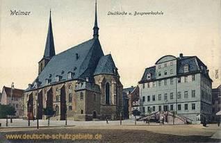 Weimar, Stadtkirche