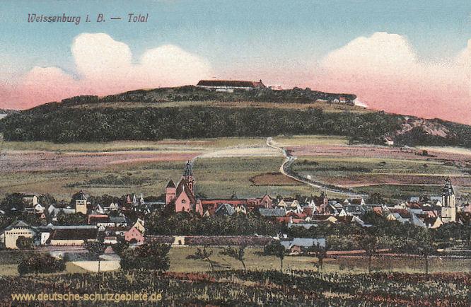 Weissenburg in Bayern - Total