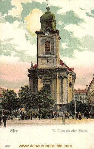 Wien VI., Gumpendorfer Kirche