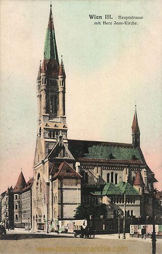 Wien III., Herz Jesu-Kirche
