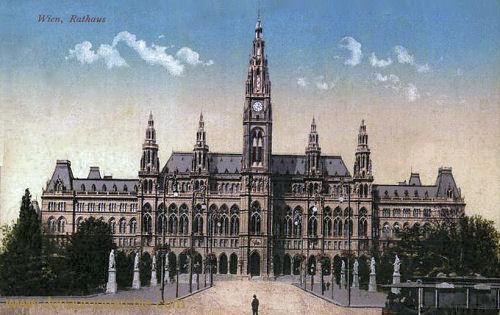 Wien, Rathaus