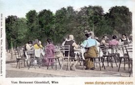 Wien, Restaurant Gänsehäufl