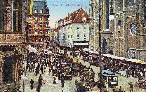Wien I., Stefansplatz
