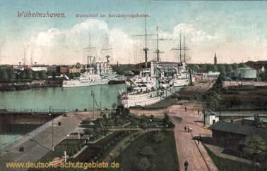 Wilhelmshaven, Reichskriegshafen