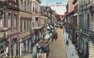 Worms, Kaiser-Wilhelm-Straße
