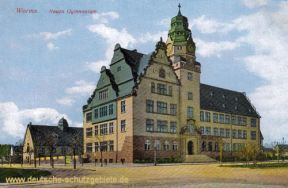 Worms, Neues Gymnasium