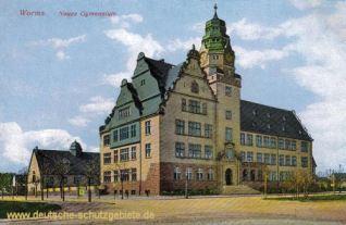 Worms, Neues Gymnasium