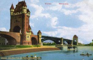 Worms, Rheinbrücke
