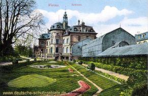 Worms, Schloss