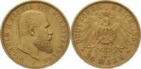 20 Mark, Württemberg 1894