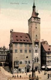 Würzburg, Rathaus