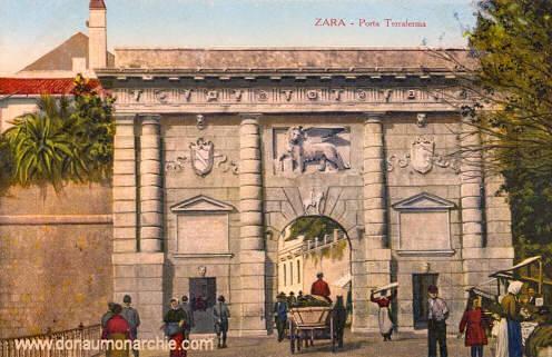 Zara, Porta Terraferma