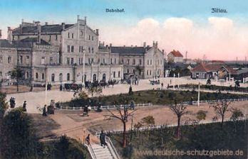 Zittau, Bahnhof