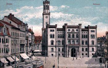 Zittau, Rathaus