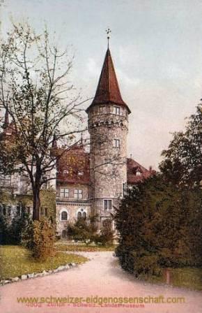 Zürich, Landesmuseum