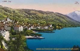 Zug, Rigi