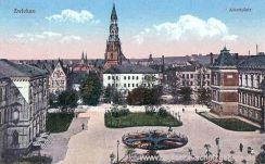 Zwickau, Albertplatz