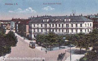 Zwickau, Hotel Deutscher Kaiser