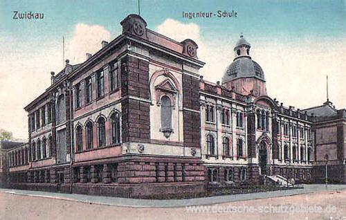 Zwickau, Ingenieurschule