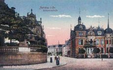 Zwickau, Schumannstraße