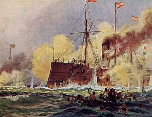 Seeschlacht von Lissa