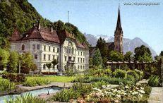 Vaduz, Regierungsgebäude