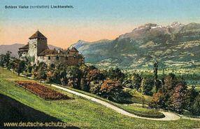 Schloss Vaduz (nordöstlich) Liechtenstein
