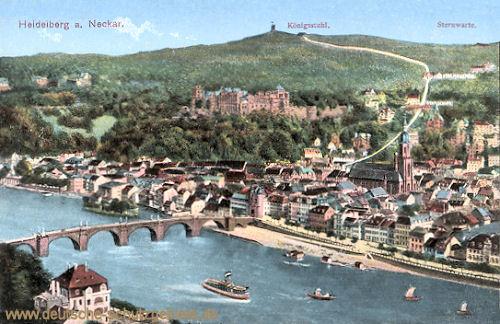 Heidelberg am Neckar