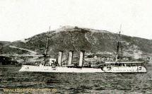 S.M.S. Berlin vor Agadir 1911