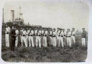 Landungskorps von S.M.S. Danzig