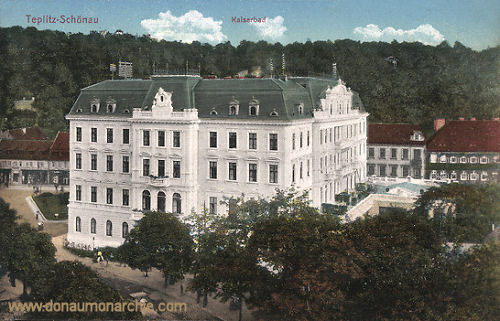 Teplitz-Schönau, Kaiserbad