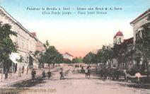 Brod an der Save, Franz Josef Straße