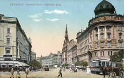 Budapest, Elisabeth Ring