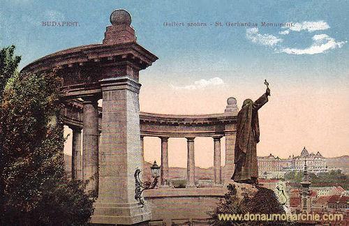 Budapest, St. Gerhardus Monument