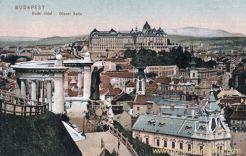 Budapest, Ofener Seite