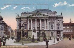 Budapest, Prov. Nationaltheater