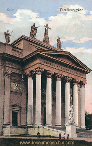 Erlau (Eger), Főszékesegyház (Kathedrale)