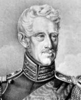 König Friedrich VI. von von Dänemark und Norwegen