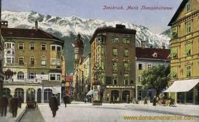 Innsbruck, Maria Theresienstraße