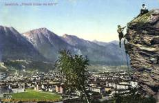 """Innsbruck, """"Schneid muss ma hab'n"""""""